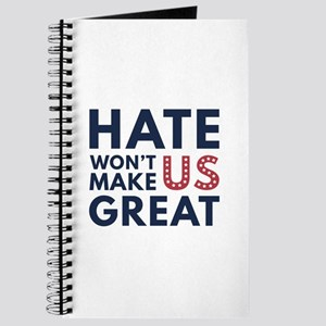 Hate Won't Make US Great Journal