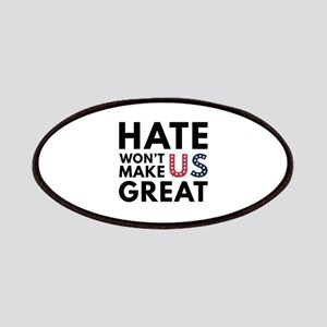 Hate Won't Make US Great Patches