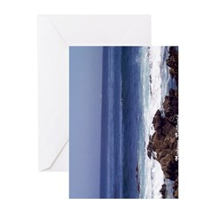 Monterey, California Greeting Cards (Pk of 10)