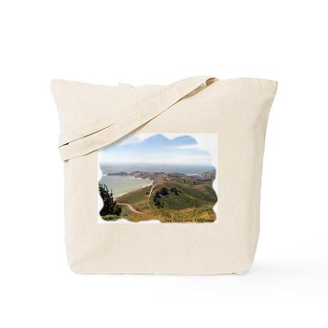 San Francisco Souvenir Tote Bag