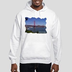 San Francisco Souvenir Hooded Sweatshirt
