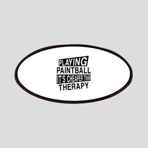 Awesome Paint Ball Player Designs Patch