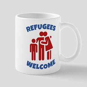 Refugees Welcome Mug