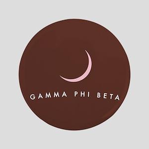 Gamma Phi Beta Crescent Button