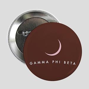 "Gamma Phi Beta Crescent 2.25"" Button (100 pack)"