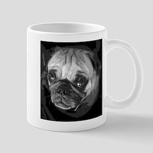 Spanky the Pug Mugs