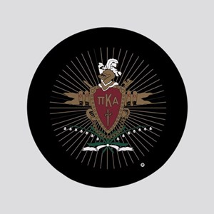 Pi Kappa Alpha Crest Button
