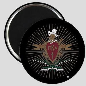 Pi Kappa Alpha Crest Magnet