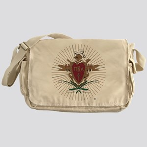 Pi Kappa Alpha Crest Messenger Bag