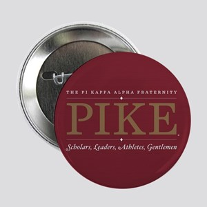 "Pi Kappa Alpha Fraternity Pike 2.25"" Button"