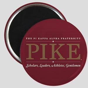 Pi Kappa Alpha Fraternity Pike Magnet