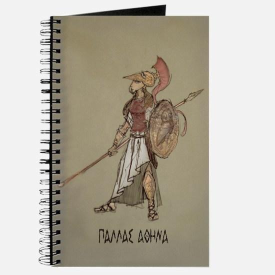 Athena.png Journal