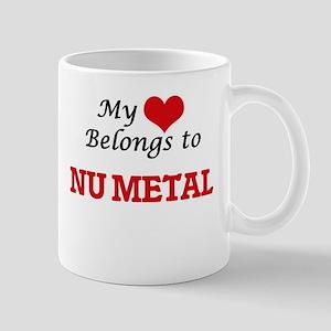 My heart belongs to Nu Metal Mugs