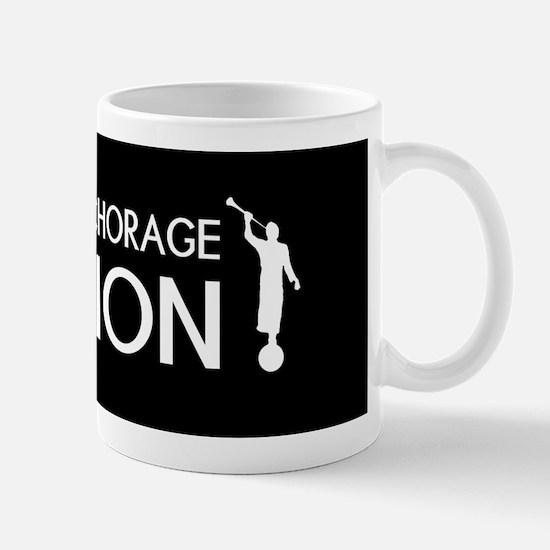 Alaska, Anchorage Mission (Moroni) Mug