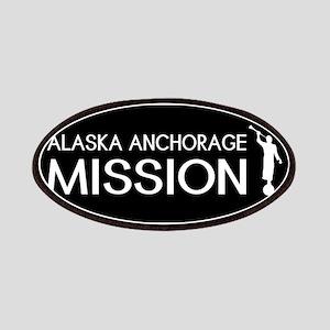 Alaska, Anchorage Mission (Moroni) Patch