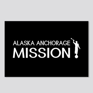 Alaska, Anchorage Mission Postcards (Package of 8)