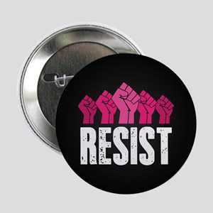 """RESIST 2.25"""" Button (10 pack)"""