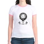 Badge - Leask Jr. Ringer T-Shirt