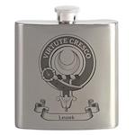 Badge - Leask Flask