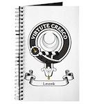 Badge - Leask Journal