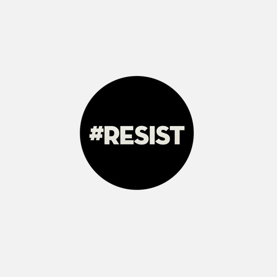 #RESIST Mini Button
