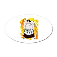 SUMO Wall Decal