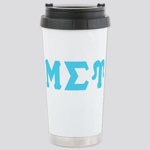 Mu Sigma Upsilon Sorority Letters and Symbol Trave