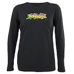 Free Radicals Graff by Zesh T-Shirt