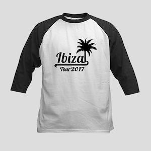 Ibiza Tour 2017 Baseball Jersey