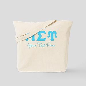 Mu Sigma Upsilon Sorority Letters Personalized Tot