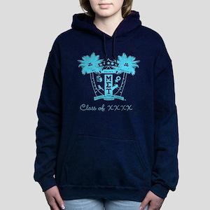 Mu Sigma Upsilon Sororit Women's Hooded Sweatshirt