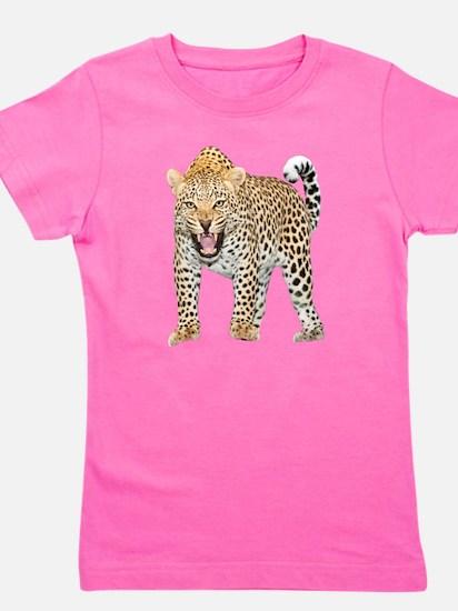 leopard Women's Cap Sleeve T-Shirt