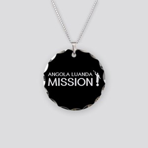 Angola, Luanda Mission (Moro Necklace Circle Charm
