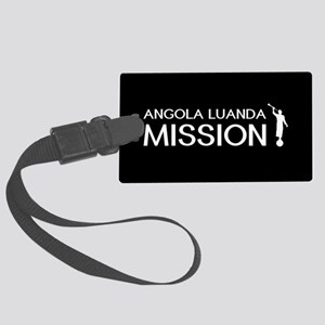Angola, Luanda Mission (Moroni) Large Luggage Tag