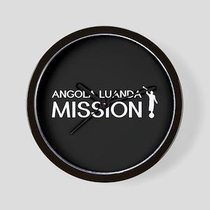 Angola, Luanda Mission (Moroni) Wall Clock