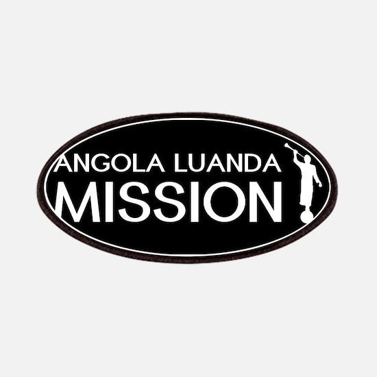 Angola, Luanda Mission (Moroni) Patch