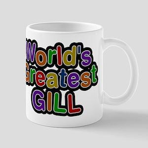 Worlds Greatest Gill Mugs