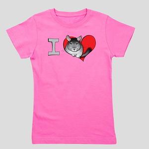 I heart chinchillas T-Shirt
