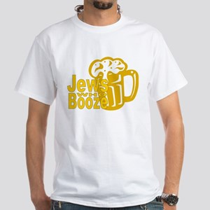 Jews Who Booze T-Shirt