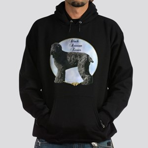 Black Russian Portrait Sweatshirt
