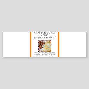 Profession joke Bumper Sticker