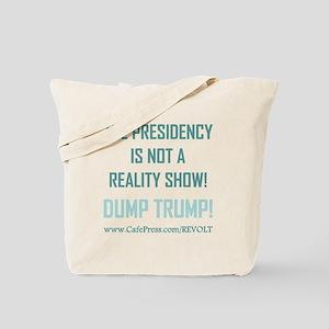 DUMP TRUMP! Tote Bag