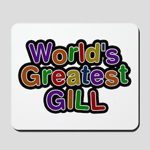 World's Greatest Gill Mousepad