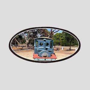 Taffy, Train Engine Locomotive 2 Patch