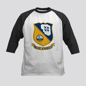 Blue Angels Insignia Baseball Jersey