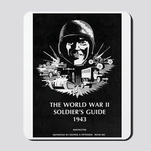 Soldier Guide Mousepad
