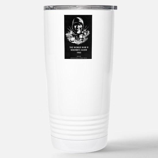 Soldier Guide Travel Mug