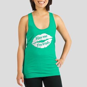 Kiss me I'm irish Tank Top
