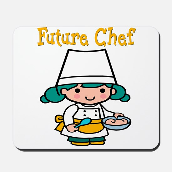Future Chef Gift Ideas Mousepad
