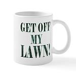 Get off my lawn! Mugs